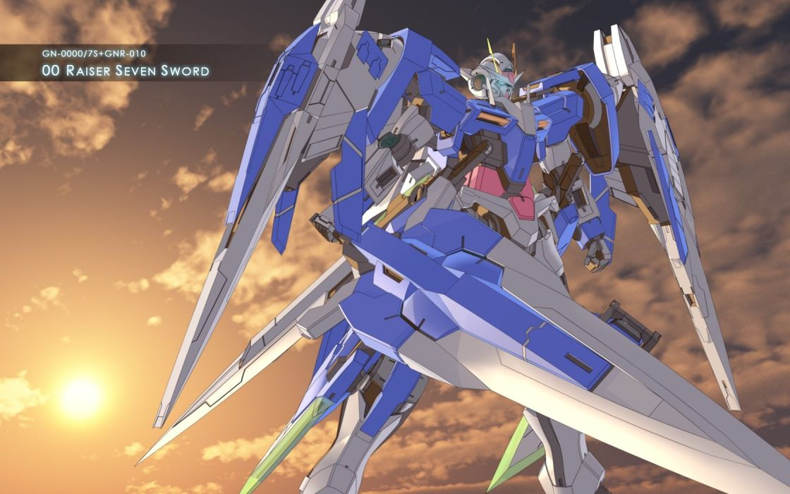 Gundam Gundam 00 wallpaper
