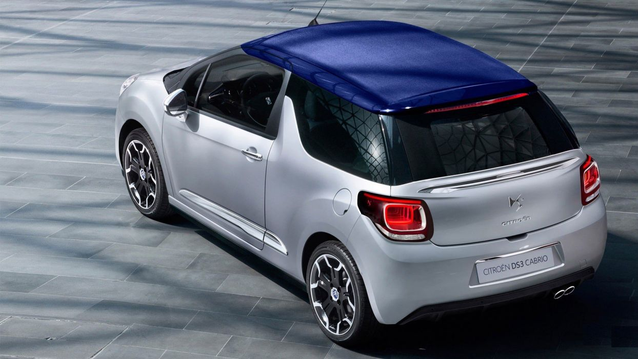 cabrio Citroen DS3 cabrio wallpaper