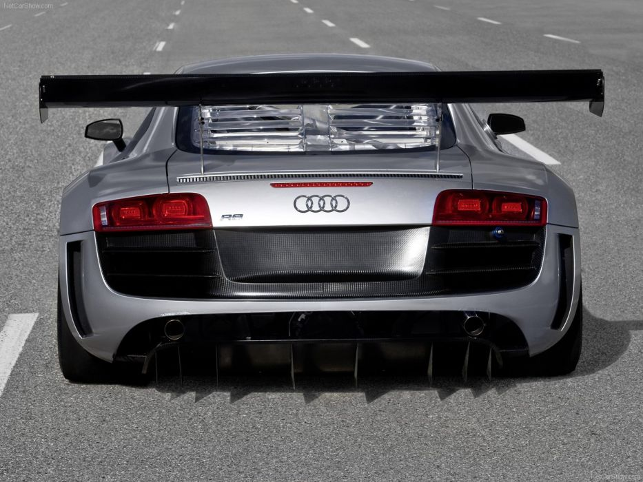 cars Audi LMS back view vehicles Audi R8 German cars wallpaper