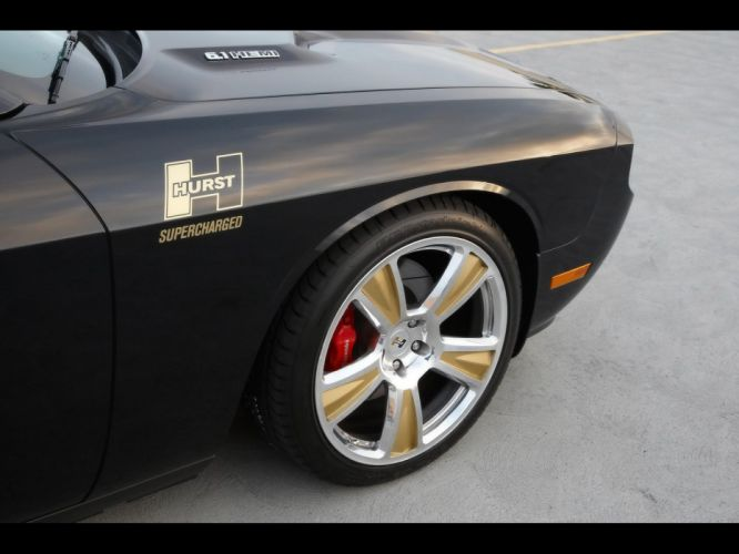 cars front Dodge Challenger hemi Hurst wallpaper
