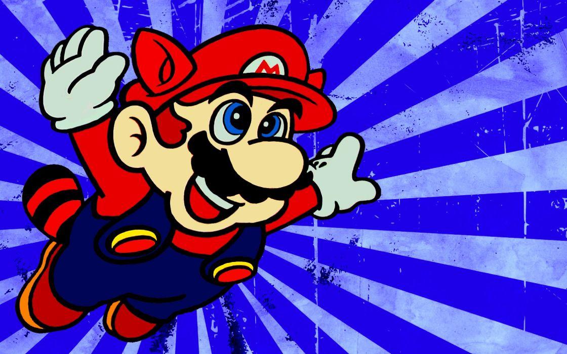 Nintendo Mario wallpaper