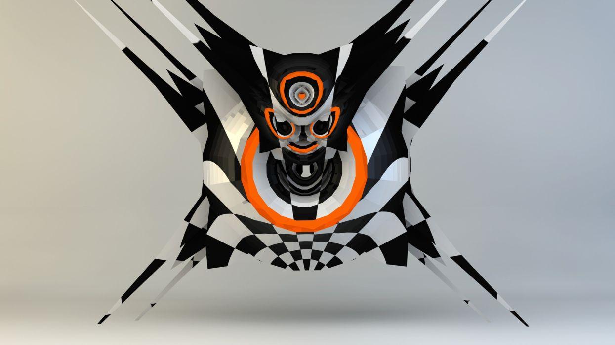 fractals digital art wallpaper