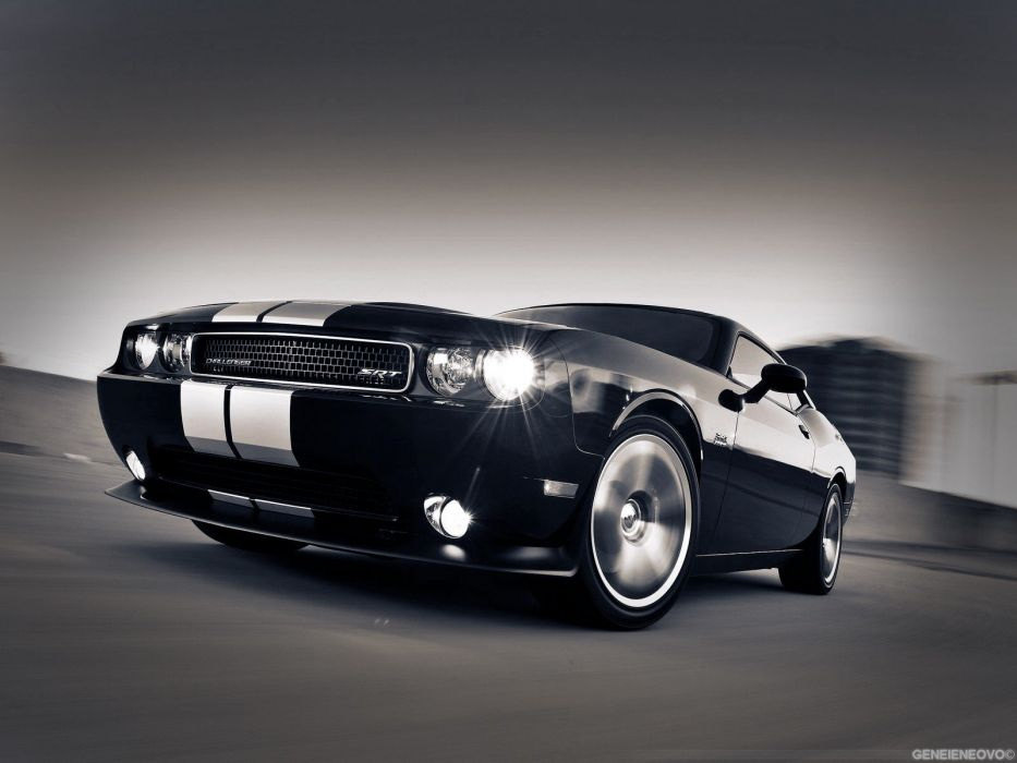 Dodge Challenger Dodge Challenger SRT8 wallpaper