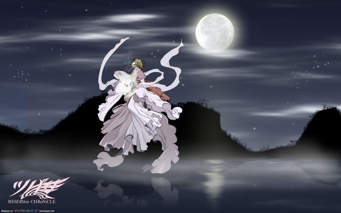 Sakura Tsubasa Reservoir Chronicle anime wallpaper