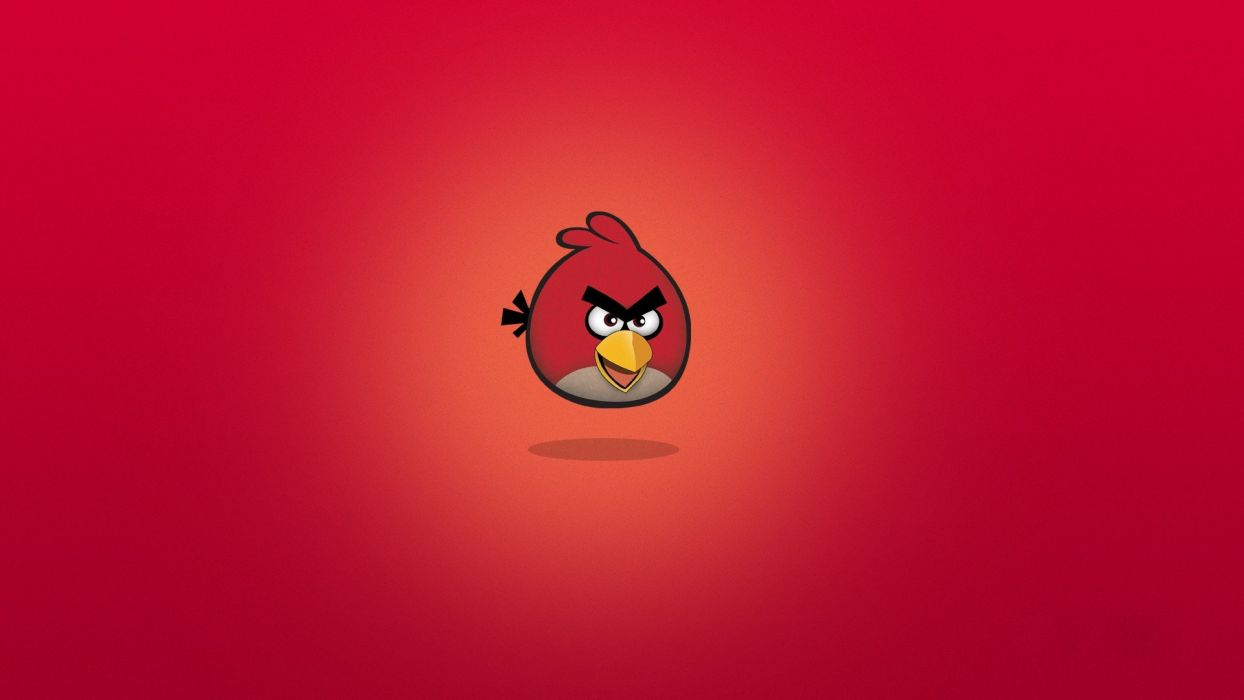 video games Angry Birds Rio simple background wallpaper