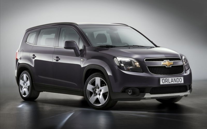 cars Chevrolet vehicles SUV Chevrolet Orlando wallpaper