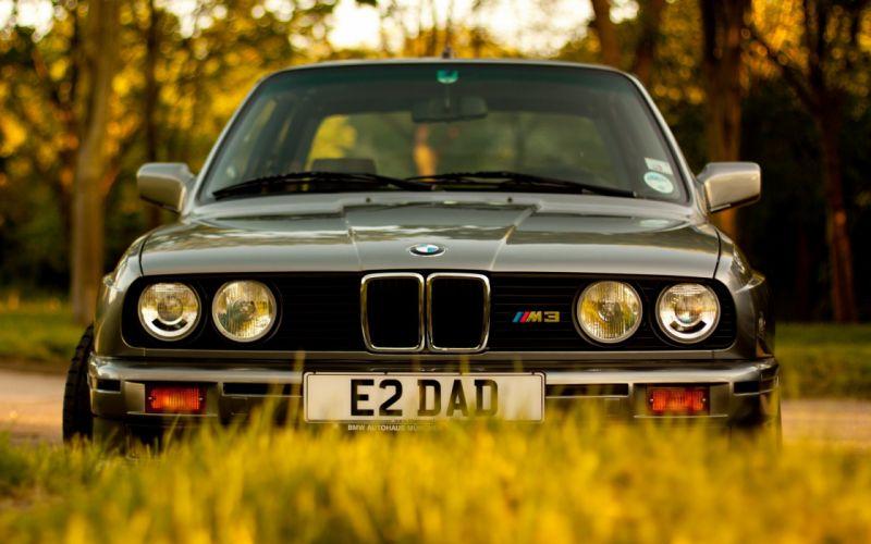 cars BMW M3 BMW E30 wallpaper