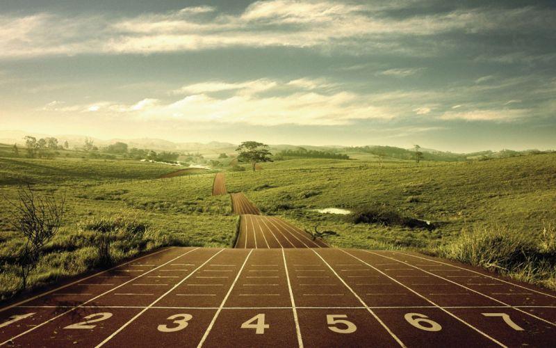 athletics wallpaper