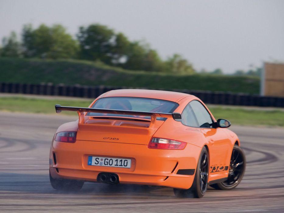 Porsche cars Porsche 911 GT3 RS wallpaper