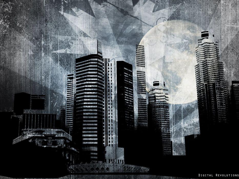 cities wallpaper