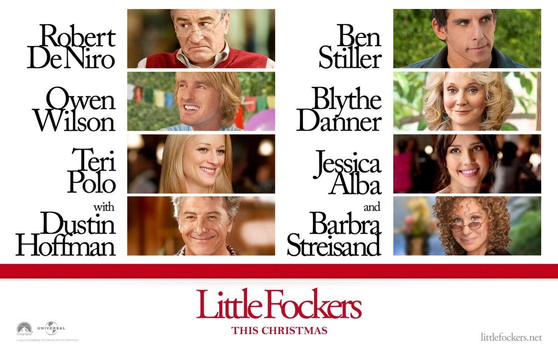 Movie Little Focker Owen Wilson Ben Stiller wallpaper