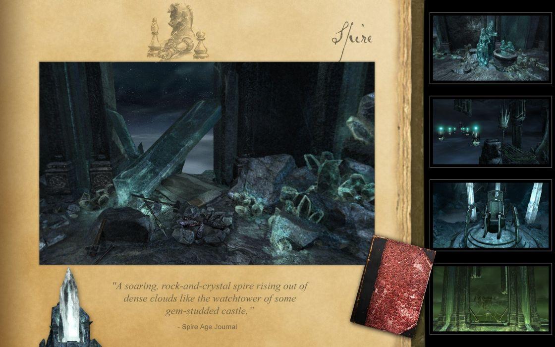video games myst revelations wallpaper