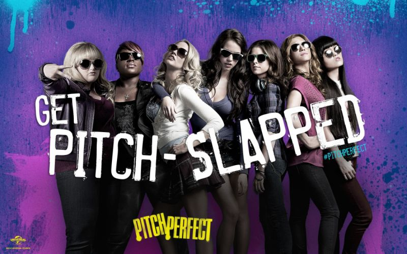 Movie Pitch Perfect wallpaper