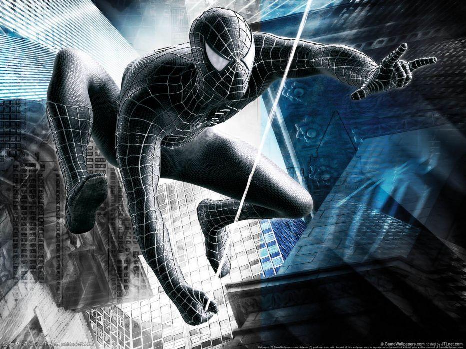 Spider-Man Spiderman 3 wallpaper