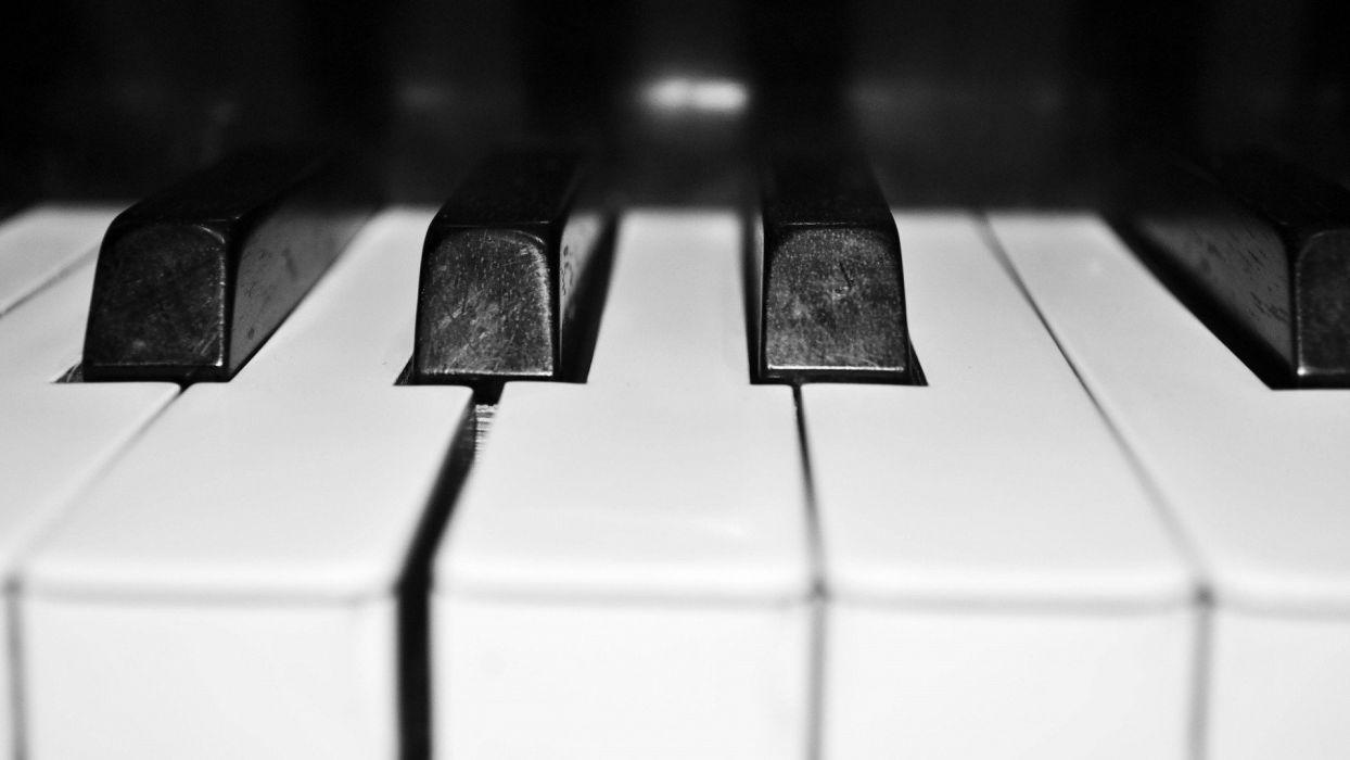 keyboards monochrome organ wallpaper