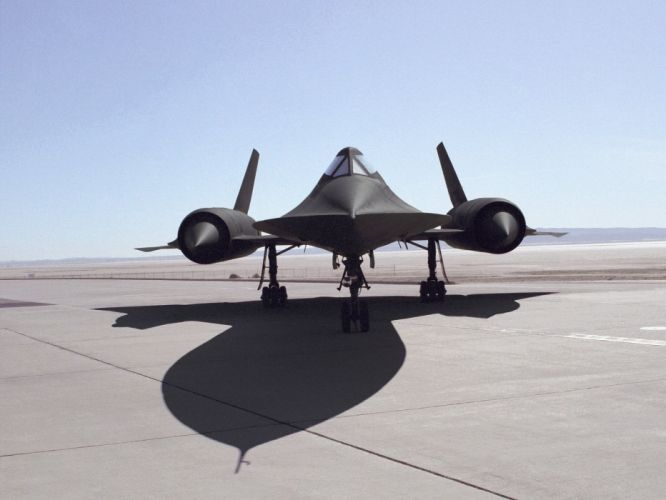aircraft military SR-71 Blackbird wallpaper