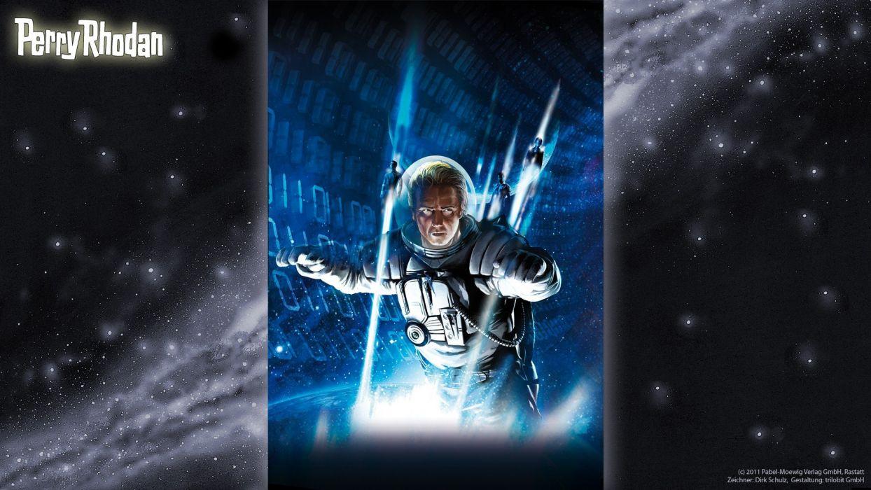 magazines Perry Rhodan science fiction magazine covers widescreen Perry Rhodan NEO wallpaper