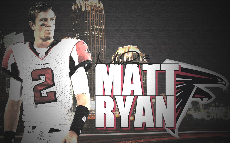 NFL Matt Ryan Atlanta Falcons Wallpaper