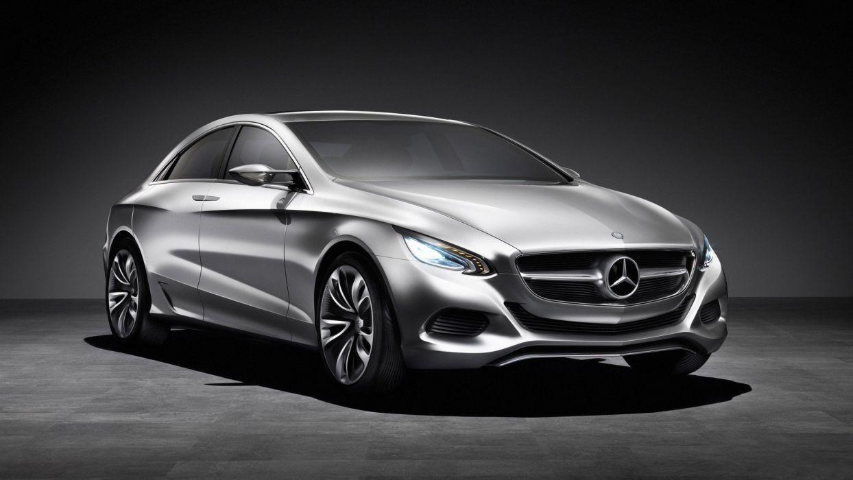 cars concept art Mercedes-Benz wallpaper