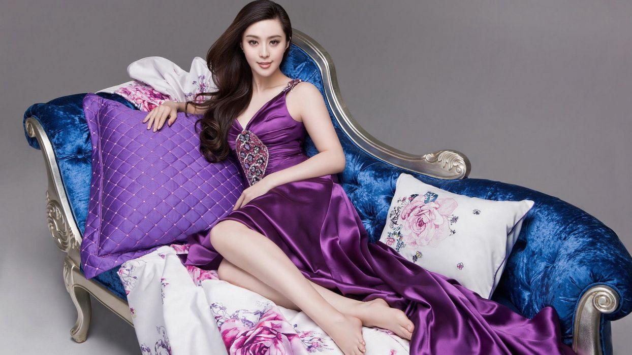 women models Asians Fan Bing Bing wallpaper