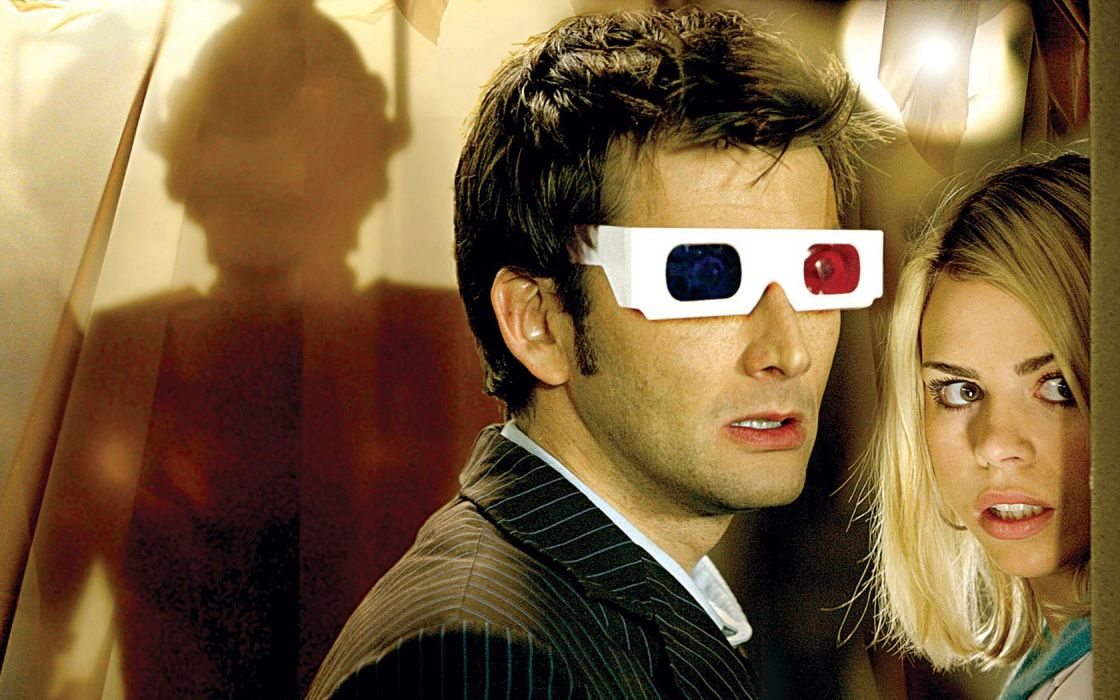 Rose Tyler David Tennant Billie Piper Doctor Who Tenth Doctor wallpaper