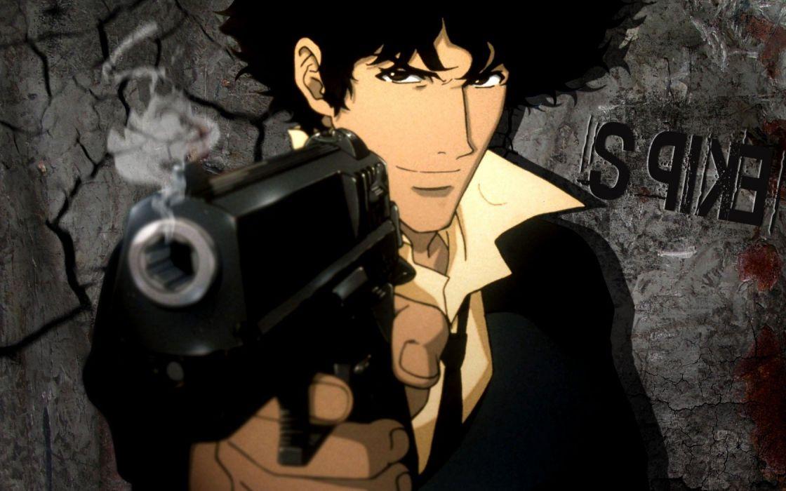 Cowboy Bebop Spike Spiegel anime wallpaper