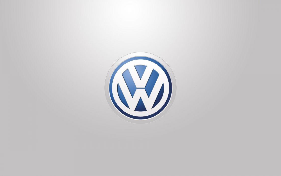 Volkswagen logos wallpaper