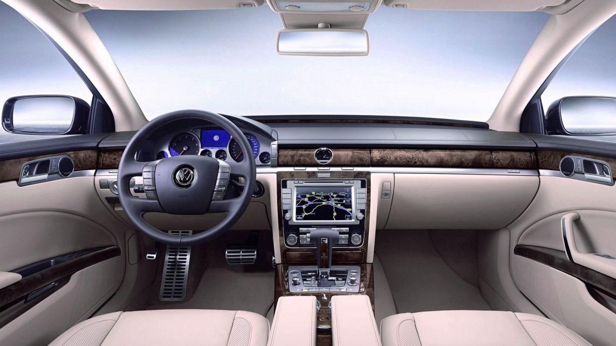 cars  Volkswagen car interiors wallpaper