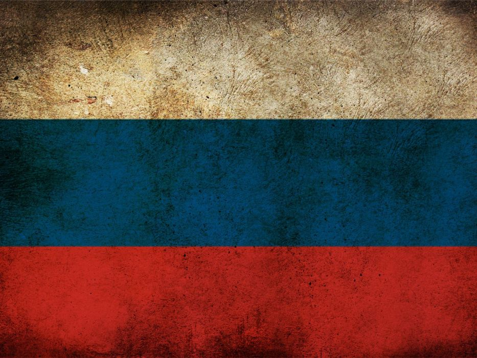Russia flags wallpaper
