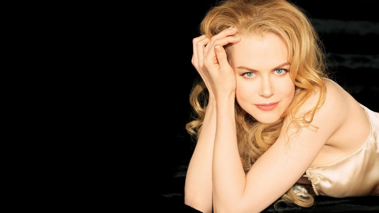 women Nicole Kidman wallpaper