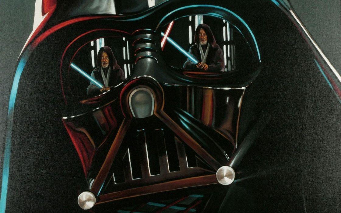 Star Wars movies Darth Vader wallpaper