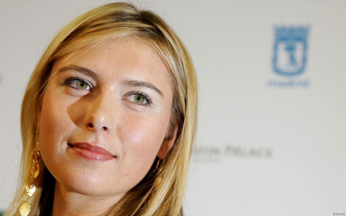 women Maria Sharapova tennis tennis players wallpaper