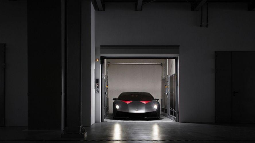 cars Lamborghini Sesto Elemento wallpaper