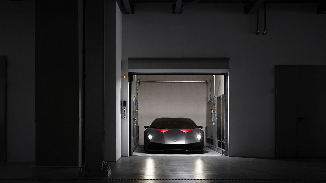 Cars Lamborghini Sesto Elemento Wallpaper 1920x1080 284023