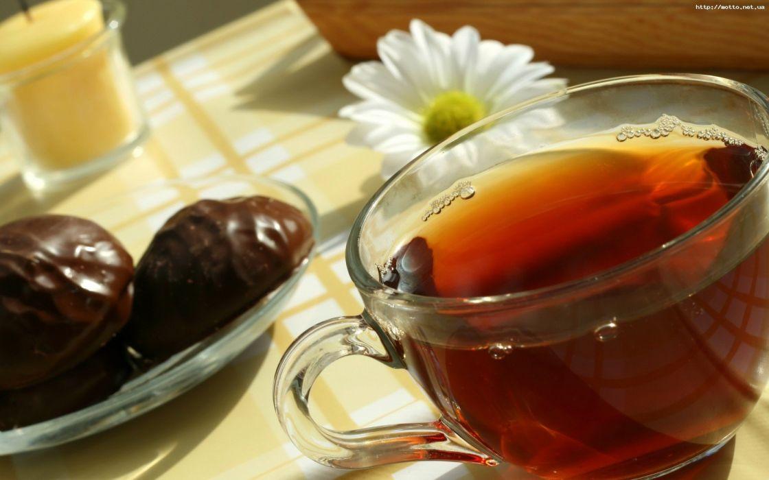 tea cups healthy drinking wallpaper