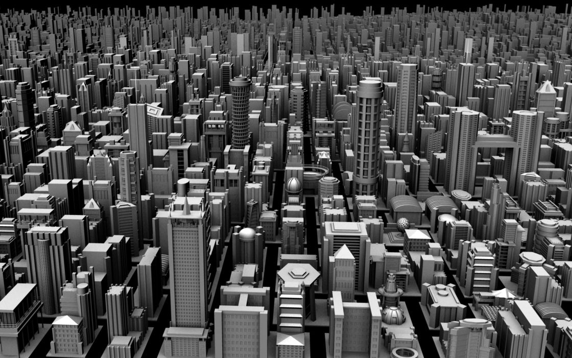 cityscapes architecture buildings grayscale cities wallpaper