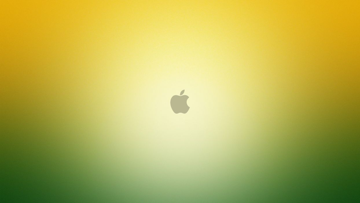 Apple Inc_ technology logos wallpaper