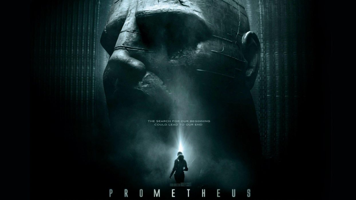 Prometheus Ridley Scott wallpaper