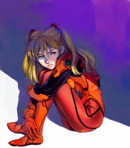 Neon Genesis Evangelion Asuka Langley Soryu wallpaper