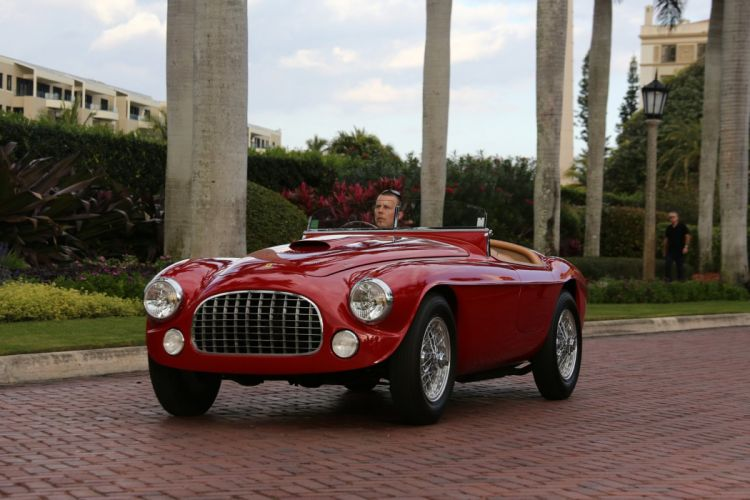 1951 Ferrari 212 Export Touring Barchetta wallpaper