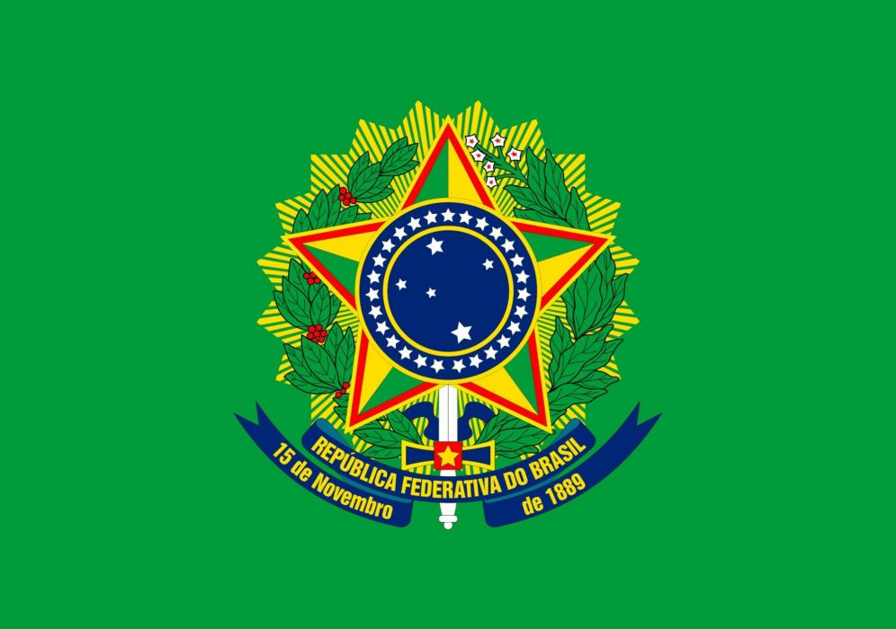 2000px-Presidential Standard of Brazil_svg wallpaper
