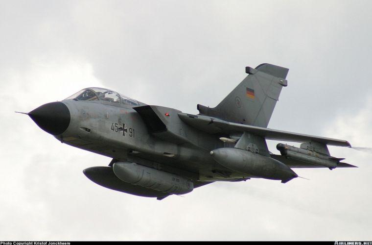 jet fighter panavia tornado germany luftwaffe air wallpaper