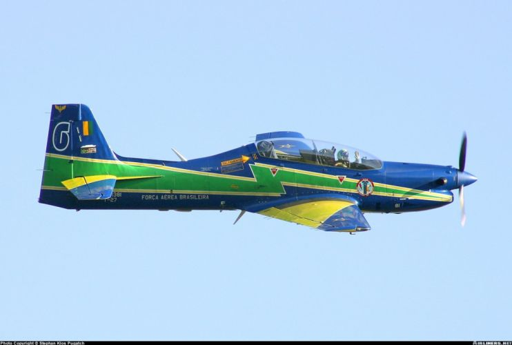 brazil acrobatic air super tucano tucano embraer wallpaper