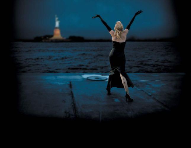 CYNDI LAUPER pop dance new wave glam wallpaper