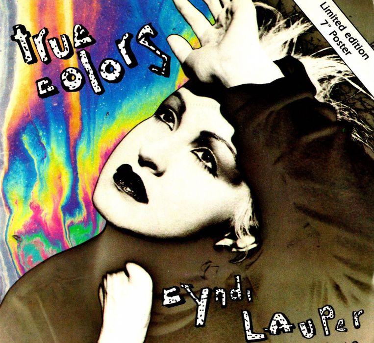 CYNDI LAUPER pop dance new wave glam poster wallpaper