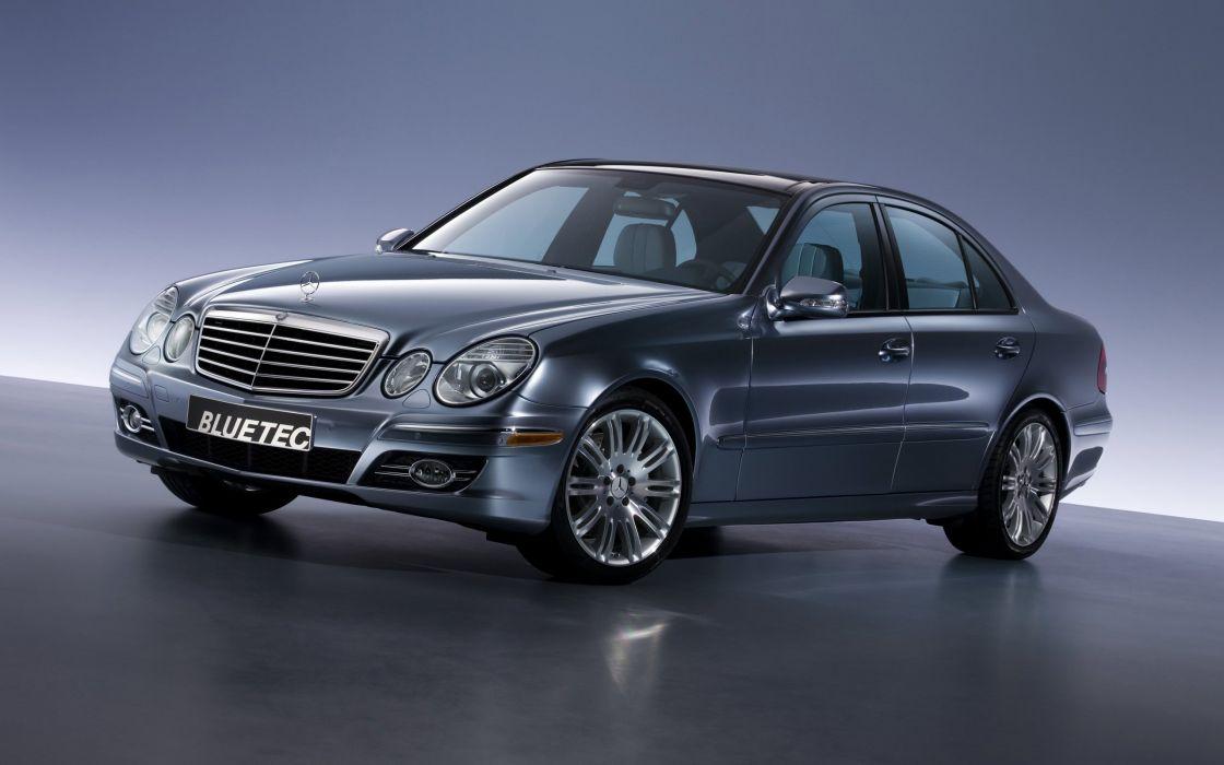 cars Mercedes-Benz Mercedes-Benz E-Class wallpaper