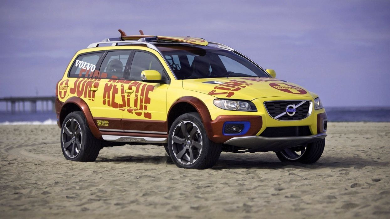 cars Volvo vehicles wallpaper