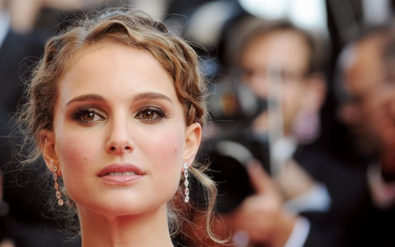 women actress Natalie Portman wallpaper