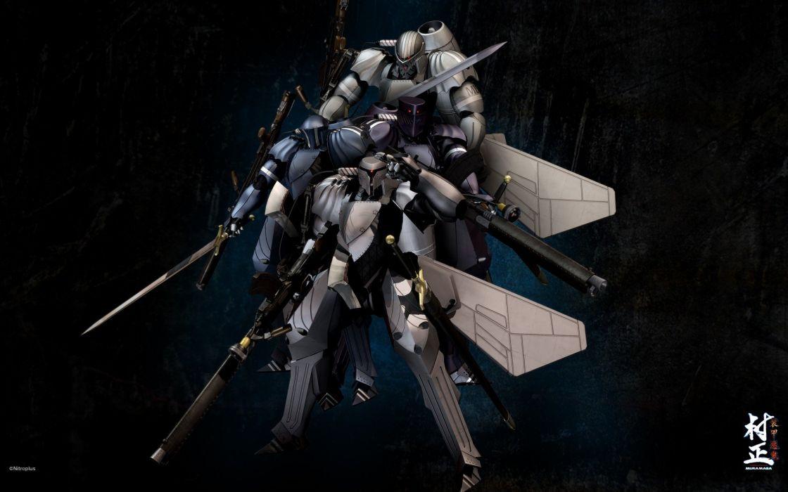 Full Metal Daemon Muramasa wallpaper
