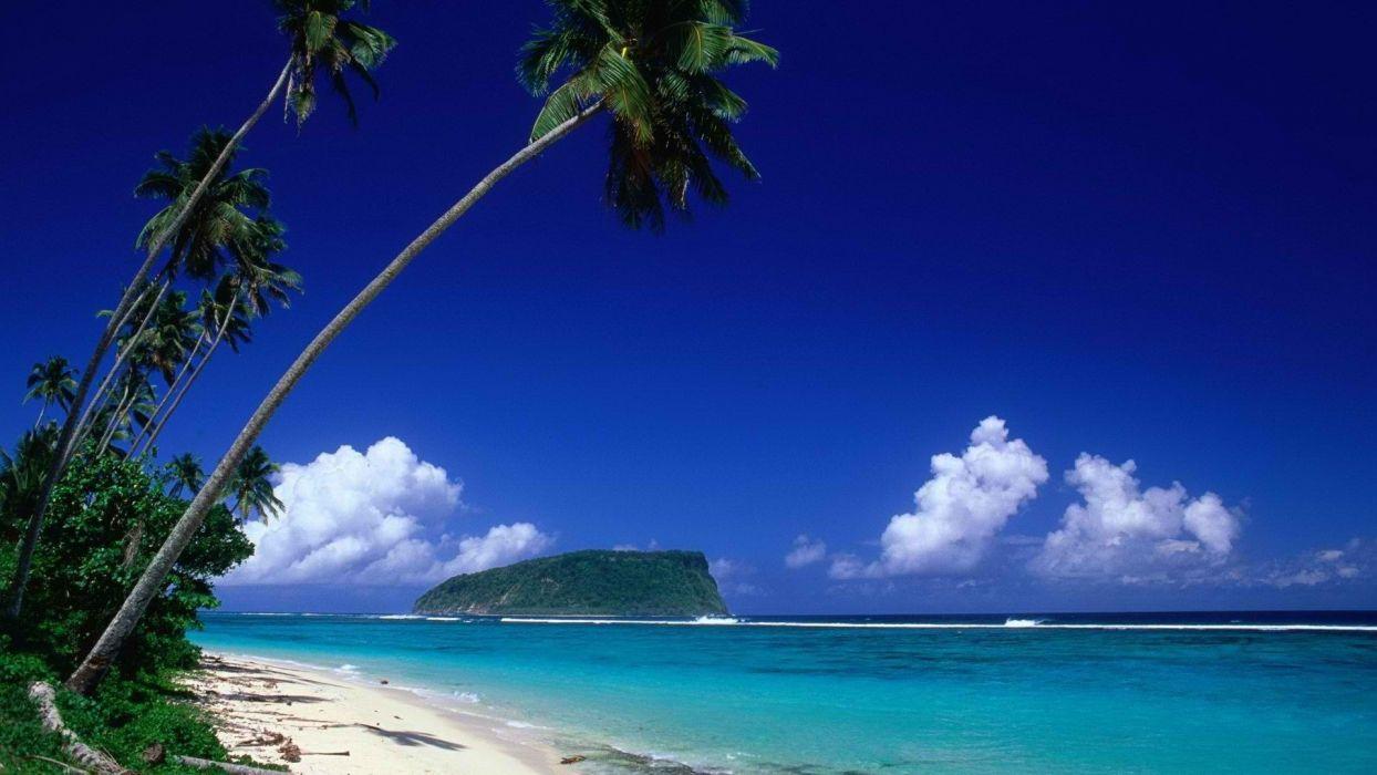 islands beaches wallpaper